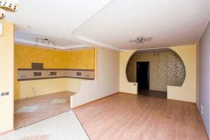 капитальный ремонт, ремонт в однокомнатной квартире, ремонт квартиры